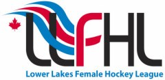 Logo for Lower Lakes Female Hockey League