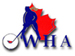 Logo for Ontario Women's Hockey Association